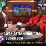 Soulja Boy Tell 'Em Gives Toys to Metro-Atlanta Children