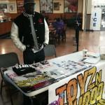 "Greg Street – Grab A Tag Location ""Table @ Wal Mart"""