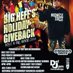 [Cleveland, Oh] TNDH16- BigHeff * Def Jam * TNDH* Toyz Nation presents