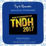 [Los Angeles] Toys To Remember- Sun Dec 3rd, 2017