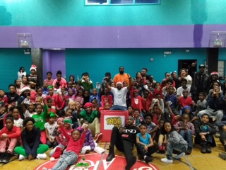 [TNDH NEWS-Recap] Atlanta 12.22nd -Salvation Army Boys N Girls Club!