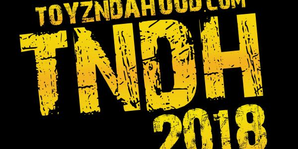 "TNDH18 Atlanta Campaign | 20th Anniversary ""Beats, Sketch, and Sip II"""