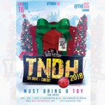 "TNDH18 DEC16th-Los Angeles – 9th Annual ""Toy Drive & Concert"""