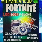 [FORTNITE CHRISTMAS] ToyzNdaHood POP UP 5p-9pm Thursdays