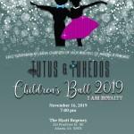 [TNDH19] Jack & Jill Foundation- TUTUS & TUXEDOS Nov16th, 2019 7:00pm