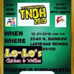 [TNDH LAS VEGAS] Dec 21st 2019 – Santa Stories & Toy Delivery [POLA]