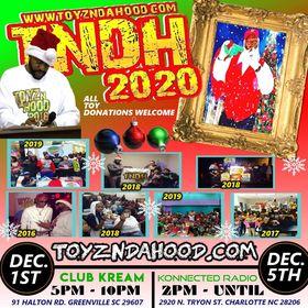 TNDH2020 Carolina Virtual  TOUR & Delivery – Dec 1st & 5th + Empire 45