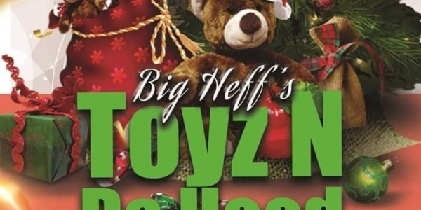[Cleveland.Oh] TNDH2020 Annual Christmas Giveaway by Nerve Djs & Capital Structure
