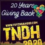 [TNDH2020 SPONSOR PKG] XMAS TALENT PERFORMANCE & GRAB A TAG Deliveries